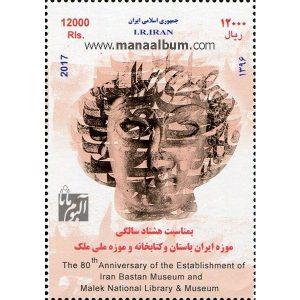 موزه ایران باستان و کتابخانه و موزه ملی ملک