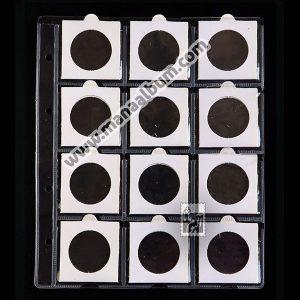 ورق آلبوم سکه با کاور 35