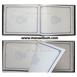 آلبوم تمبر ورقی