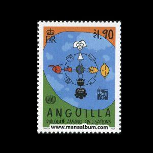 تمبر گفتگوی تمدنها چاپ : آنگولا
