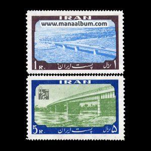 3806 - تمبر افتتاح پل خرمشهر