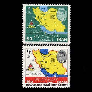 تمبر سالگرد ملی شدن نفت