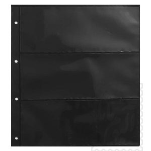 ورق آلبوم اسکناس 3 خانه طرح لیندنر