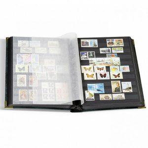آلبوم تمبر 32 برگی لشتورم مدل کامفورت