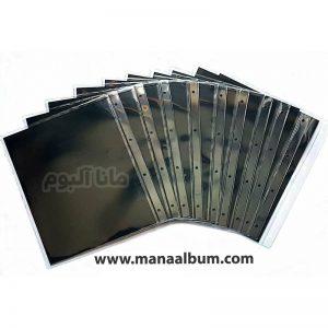 پک ورق آلبوم اسکناس 1 خانه - 10 برگ