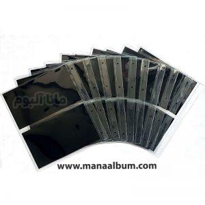 پک ورق آلبوم اسکناس 2 خانه