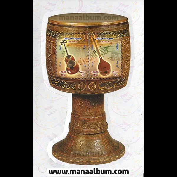 تمبر آلات موسیقی سنتی ایران
