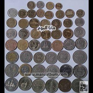 کلکسیون سکه های نمونه جمهوری اسلامی